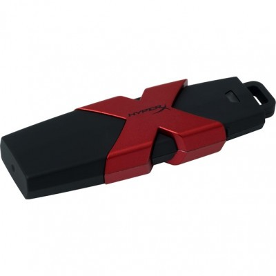 Флеш-накопитель USB 3.0 256GB Kingston HyperX Savage (USB 3.0/3.1) (R/W 350/250 MB/s)