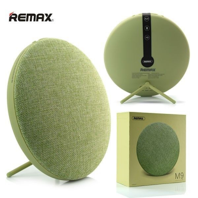 Bluetooth колонка Remax RB-M9 (зеленая)